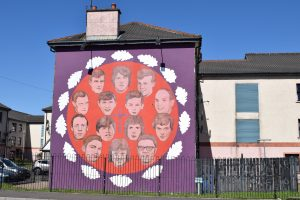 Ireland Tours Bloody Sunday Victims Mural