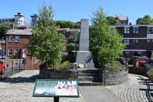 Bloody Sunday Monument Ireland Tour Pics