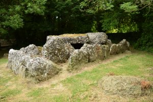 Ireland Tour Pics Wedge Tomb at Logh Gur