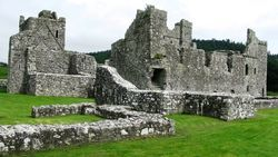Ireland Midlands Tour Fore Ruins