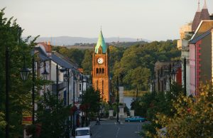 Derry City - The Guildhall
