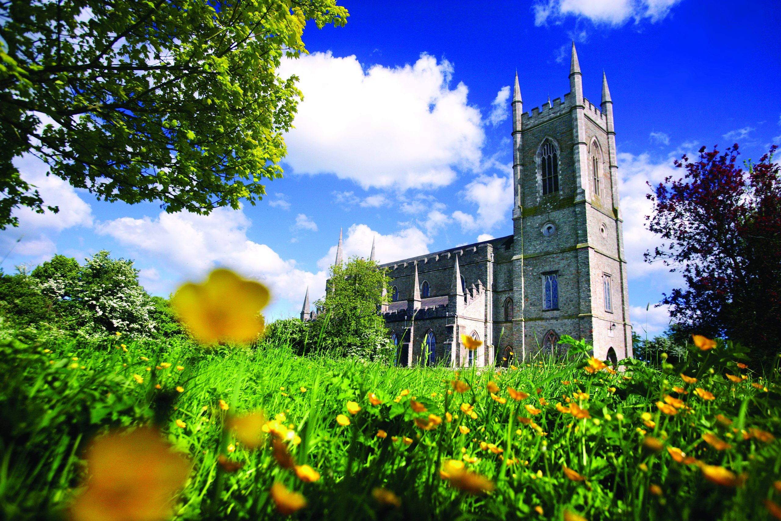 Down Cathedral, Downpatrick