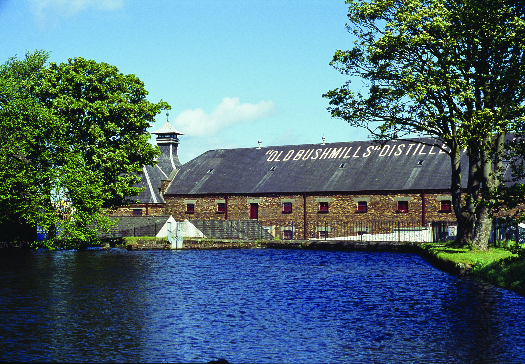 Northern Ireland Tours - The Old Bushmills Distillery