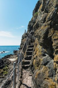 Gobbins Cliff Walk